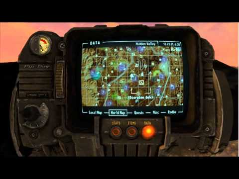 fallout new vegas where is the brotherhood of steel laser pistol