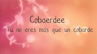 Selena Quintanilla- Cobarde.wmv