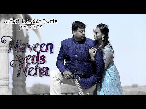 Naveen Weds Neha Cinematic Wedding | Artist Rakshit Dutta | CL!CK |