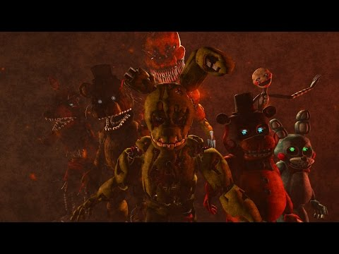 [FNAF 3 RAP SFM] Another Five Nights