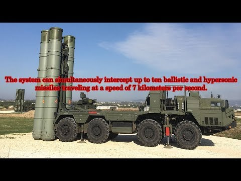 This is Why Russia's S-500 Air Defense System Makes Pentagon Nervous