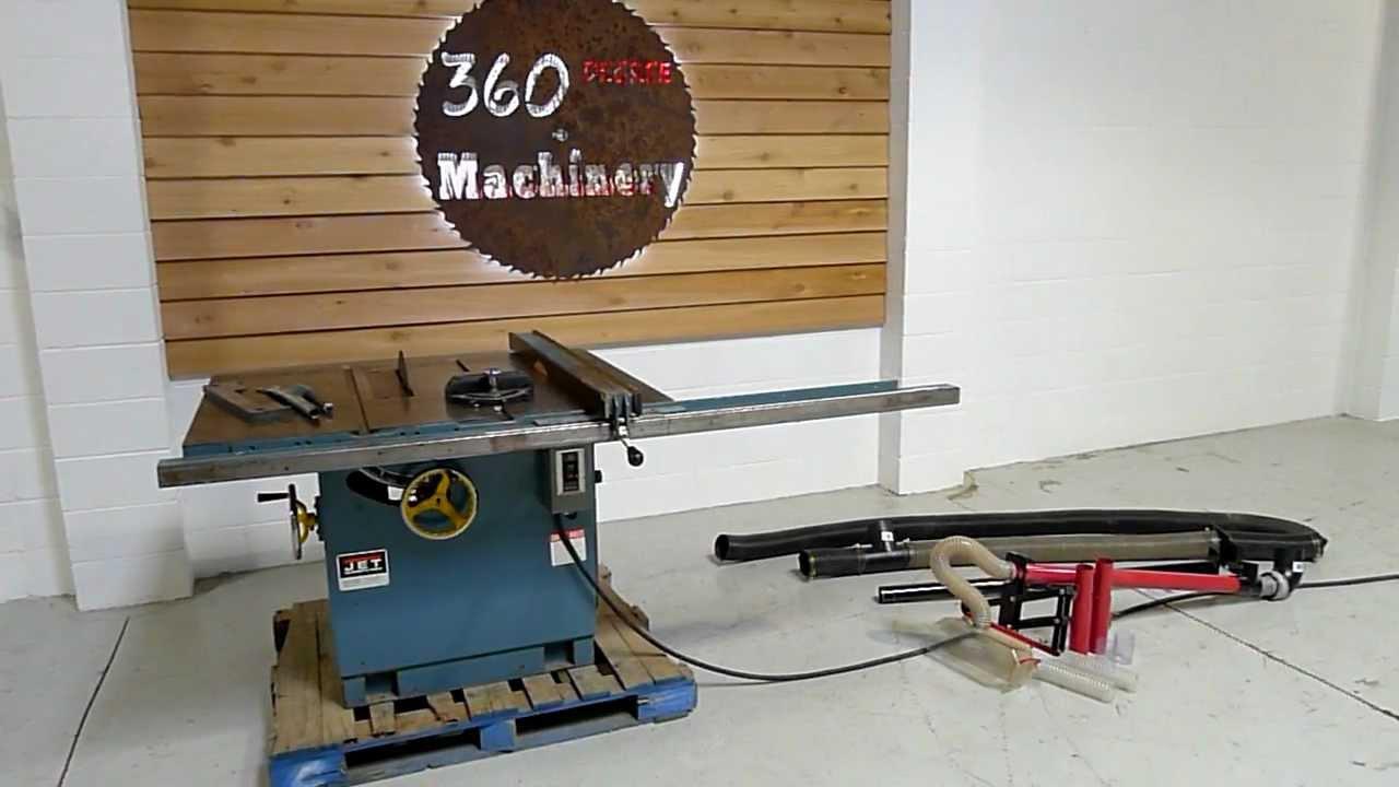 Jet 16 blade capacity 75hp table saw youtube jet 16 blade capacity 75hp table saw keyboard keysfo Choice Image
