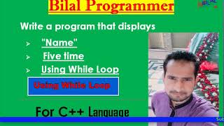 write a program that display p…