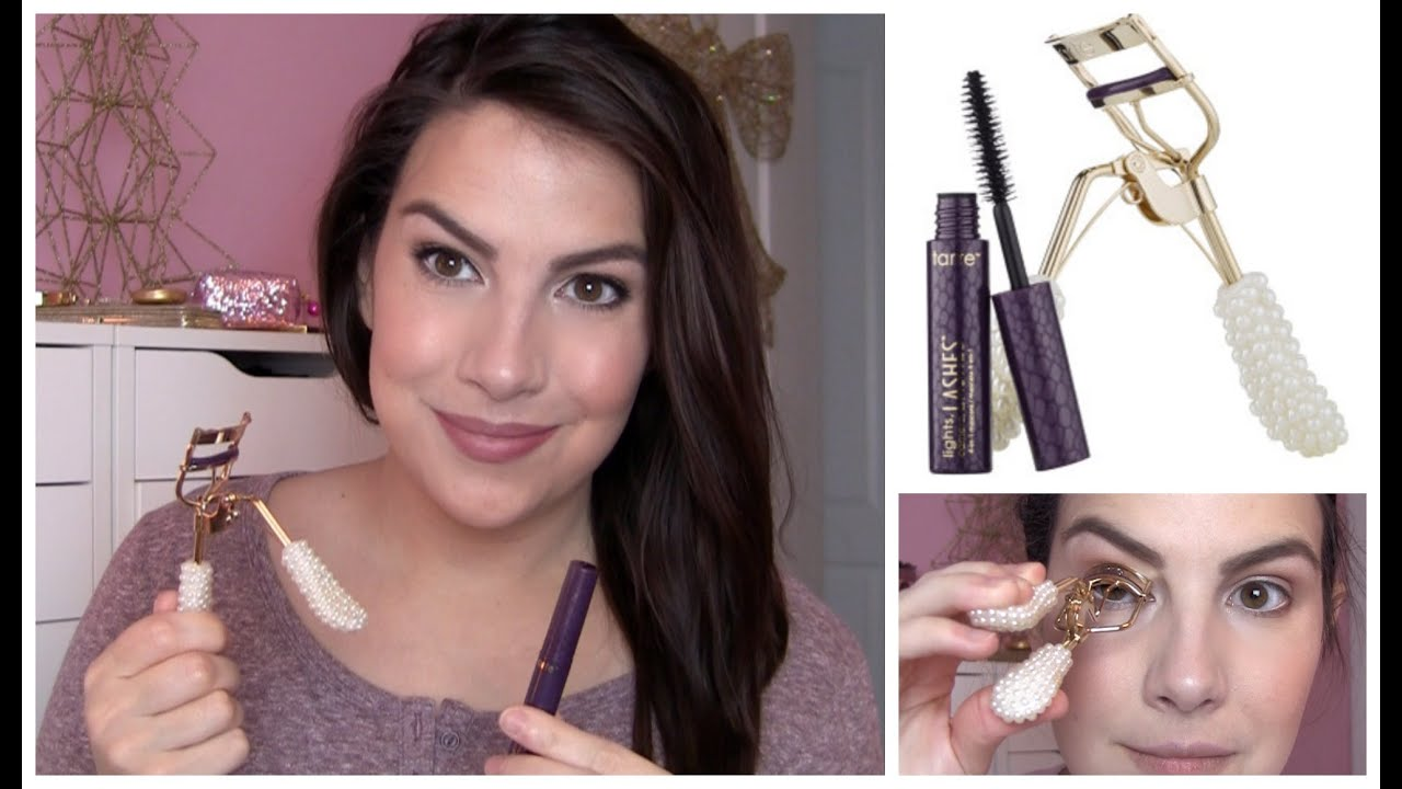 Tarte Ladies Who Lash Review Youtube