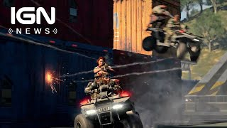Black Ops 4's First Premium DLC Pack Leaked - IGN News