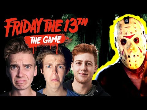 FRIDAY THE 13TH w/ JASPAR & JOSH