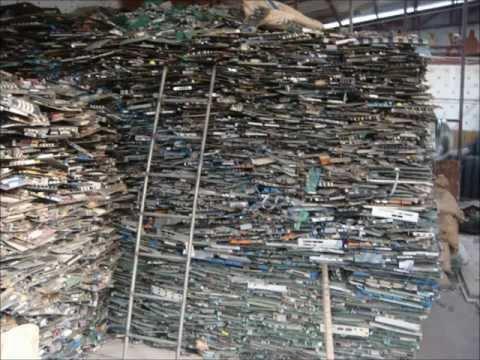 Electronic Components Refurbishing Process