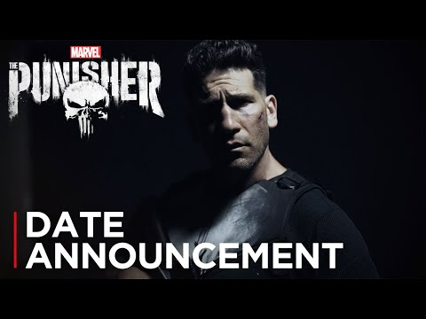 Marvel's The Punisher: Season 2 | Date Announcement [HD] | Netflix