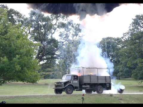 Truck Explosion  - Snowboy Systems