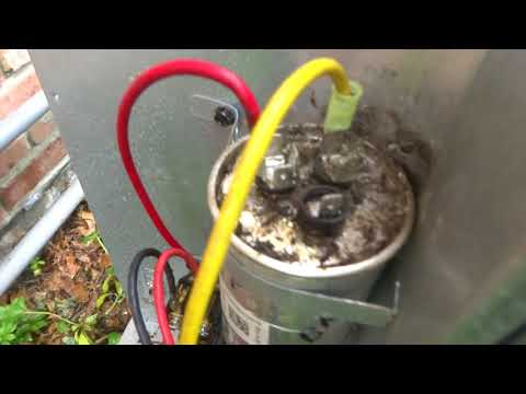 Air Conditioning system check and clean hvac training