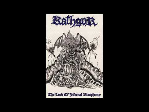 Kathgor - The Lord of Infernal Blasphemy (2011) [Full Demo]
