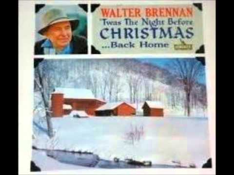 Henry Had A Merry Christmas -  Walter Brennan