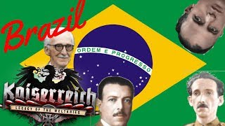 Hearts of Iron IV Kaiserreich: Introduction to Brazil (Brazil Guide)