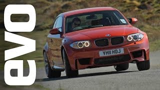 BMW 1-Series M Review- EVO Magazine