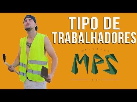 TIPO DE TRABALHADORES