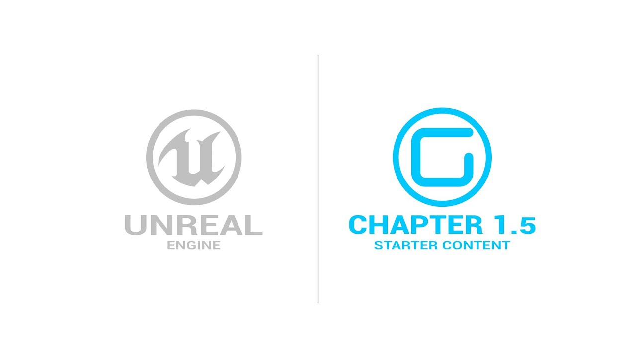 starter content chapter  unreal engine  youtube