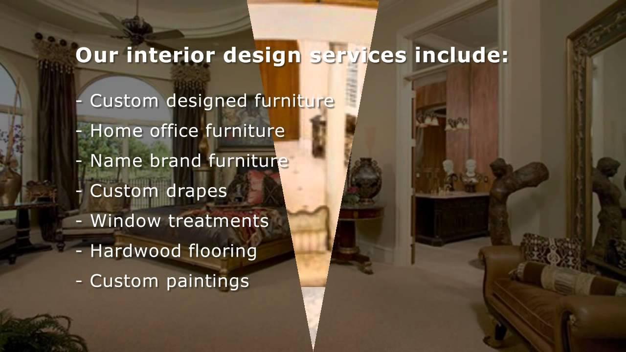 Jann Wisdom Interior Design Services in Houston, TX - YouTube