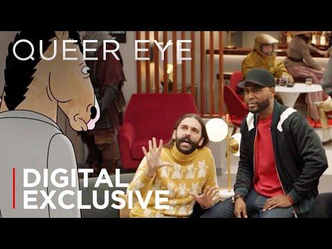 Queer Eye | For The Straight Horse ft. Jonathan Van Ness & Karamo Brown | Netflix