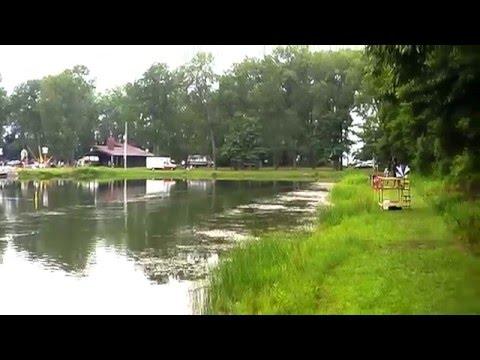 Stone Skipping - Long Distance - 345' - Jul'13 - Cam-1 - Kurt Steiner