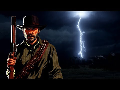 Red Dead Redemption 2: The Beautiful and Terrifying Weather System