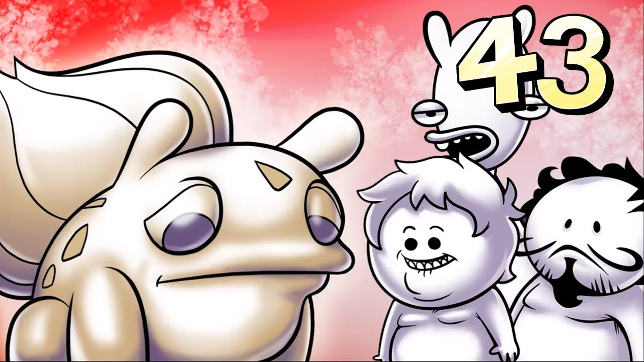 Oney Plays Pokemon (Red Version) - EP 43 - Inspector Ditto - Oney Plays Pokemon (Red Version) - EP 43 - Inspector Ditto