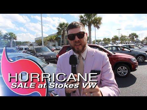 Hurricane IRMA SALE - Top Priced Volkswagen @ Stokes VW   Sept 2017 - Jetta's, Passat's & Tiguan