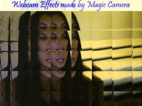 Glasstile Magic Camera Effects Video
