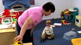 "Peaches Tantrum, a clip from ""Learning Opportunities"" Bundle of Classroom Moments"