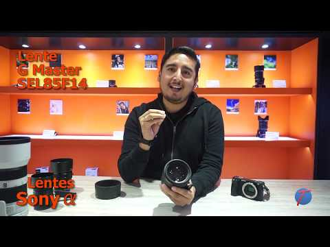 Tutorial Sony Lentes Alpha // Review Sony Alpha Lens