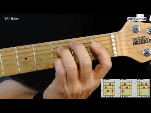 Bdim Guitar Chord Worshipchords