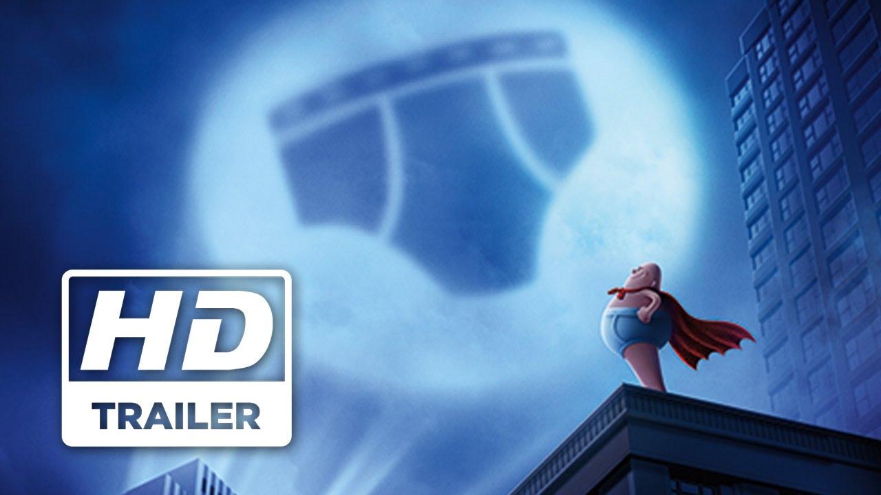 as aventuras do capit227o cueca o filme trailer oficial