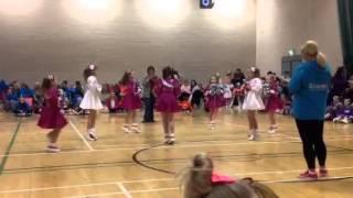 Ashton Novice First Dance 2014