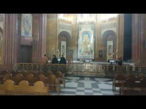 Армянская церковь в Москве!