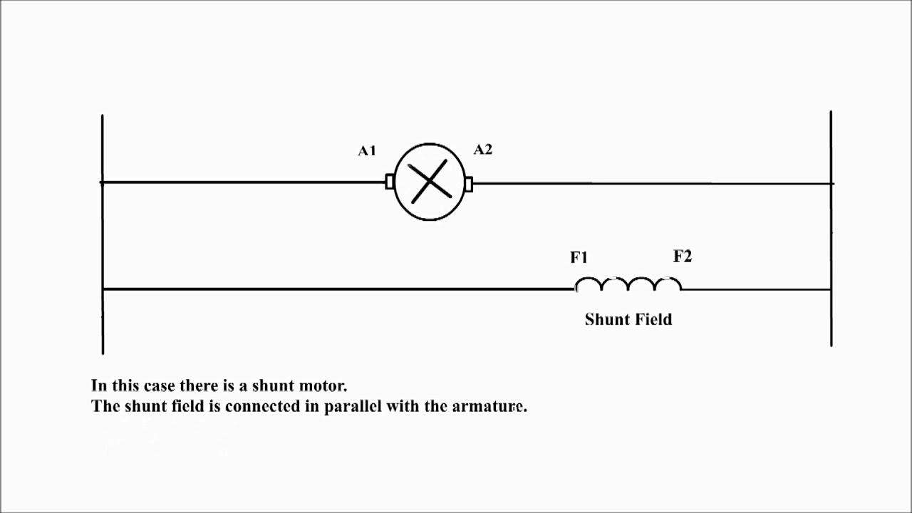 √ Dc Winch Motor Wiring Diagrams | Winch Forward Reverse ... Dc Shunt Motor Wiring Diagram S S on