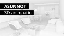 Animaatio - asunnot