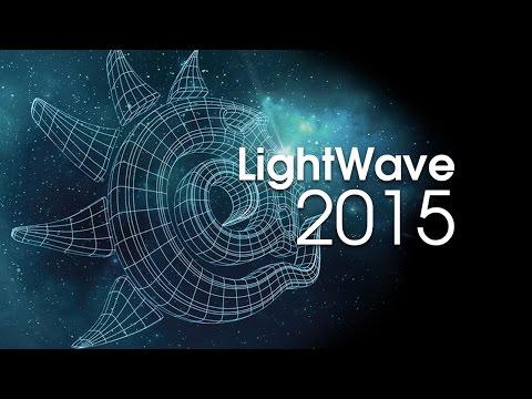 LightWave 2015 Features