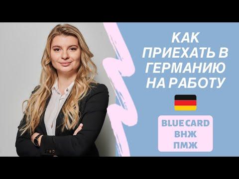 Переезд в Германию по работе по Blue Card 🇩🇪 | Подробные шаги | Прямой эфир с Blue Card Agency ПМЖ