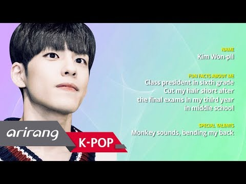 [Pops In Seoul] DAY6(데이식스) Kim Won-pil(김원필) _ Self-Introduction