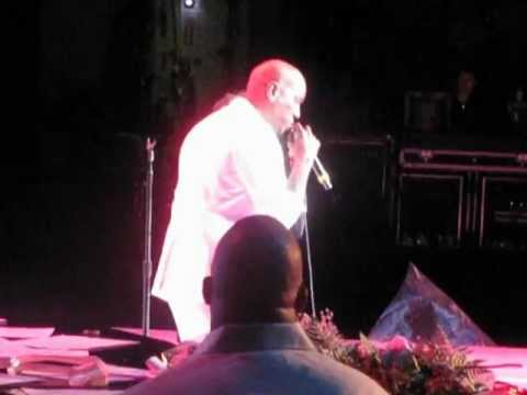 Anita Baker and Tyrese Live at Radio City Music Hall: Lately