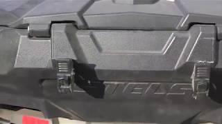 видео Кофры для квадроциклов, купить кофр для квадроцикла