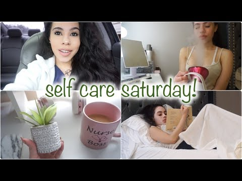 VLOG | TARGET HAUL & SELF CARE SATURDAY ROUTINE!