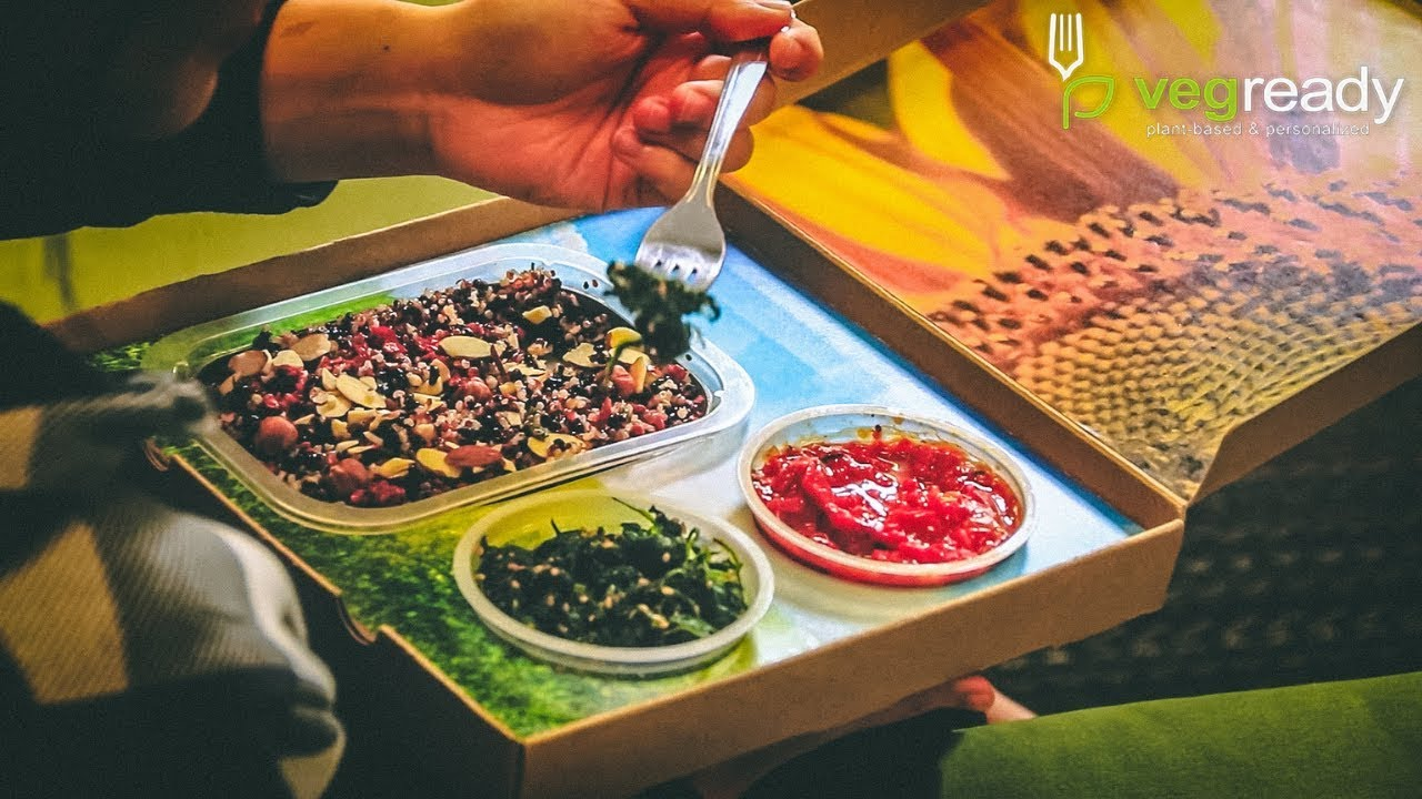 Vegan Meal Delivery Vegready Review