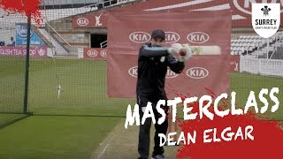 Kia Masterclass: Dean Elgar - Pull Shot
