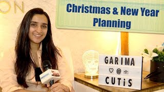 Garima Singh Rathore Pampering Session On The Occasion Of New Year  Telly Bytes