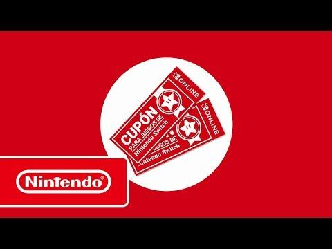 ¡Presentamos los cupones para juegos de Nintendo Switch!