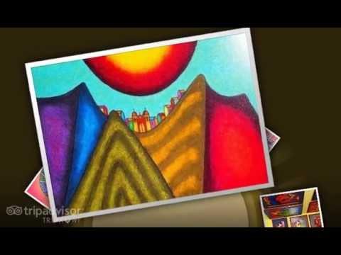 Roberto Mamani Art Gallery - Santa Cruz, Bolivia