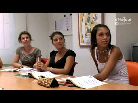 Watch a Spanish class—IH Españolé- study Spanish at our language school