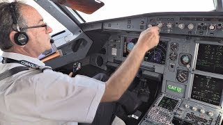 Video Cobalt Air Airbus A319 | Cockpit Flight Zurich-Larnaca | Cockpit View from Takeoff to Landing! download MP3, 3GP, MP4, WEBM, AVI, FLV Januari 2018