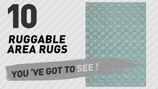 Ruggable Area Rugs // New & Popular 2017