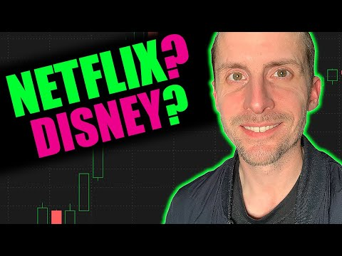 NETFLIX / DISNEY ANALYSIS. SHOULD YOU INVEST IN THESE STOCKS?